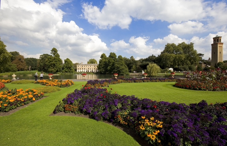 Photo: Kew Botanical Gardens, Richmond-On-Thames, Surrey