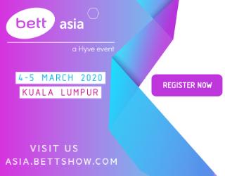 Bett Asia 2020