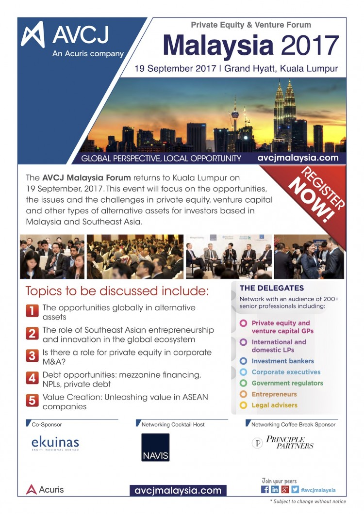 AVCJ Malaysia Forum 2017