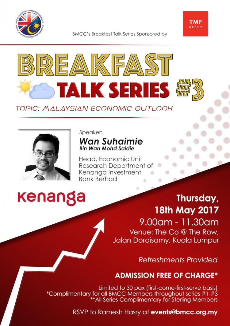 BMCC Breakfast Talk Series #3