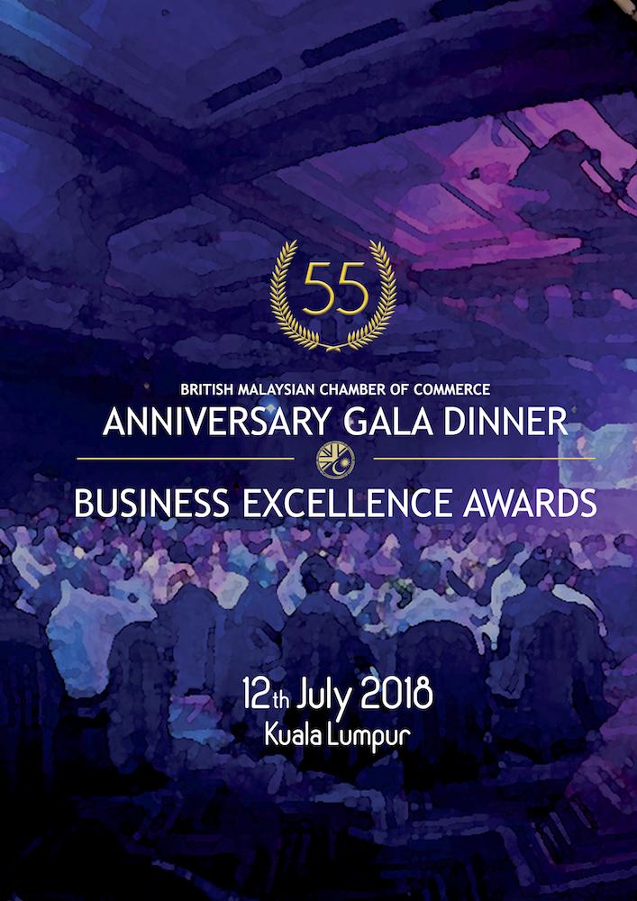 BMCC 55th Anniversary Gala Dinner