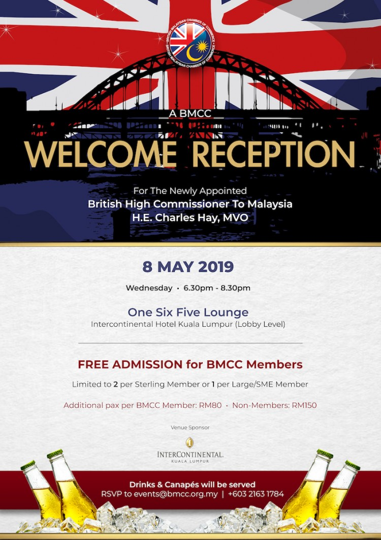 High commissioner of malaysia