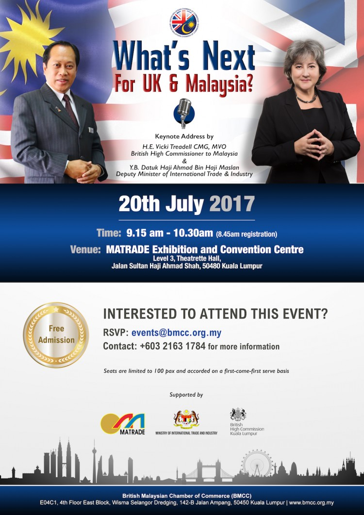 What's Next for UK & Malaysia