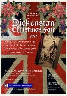 ABWM Dickensian Christmas Fair 2015