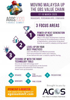 AGOS 2020 Finance Summit