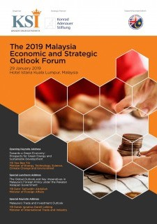 The 2019 Malaysia Economic and Strategic Outlook Forum