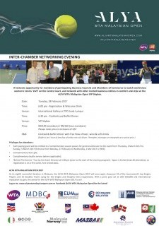 ALYA WTA Malaysian Open 2017