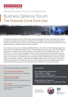 BAE Systems: Business Defence Forum