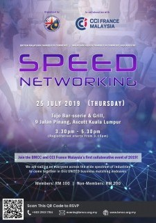 BMCC-CCIFM Speed Networking
