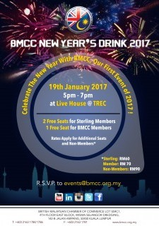 BMCC New Year's Drink 2017