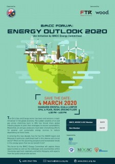 Energy Outlook 2020