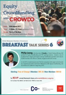BMCC Breakfast Talk Series #6