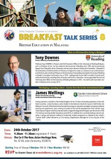 BMCC Breakfast Talk Series #8