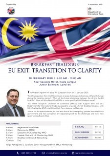 EU Exit: Transition to Reality
