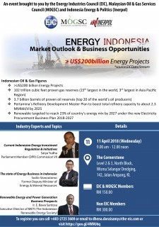 Energy Indonesia: Market Outlook & Business Opportunities