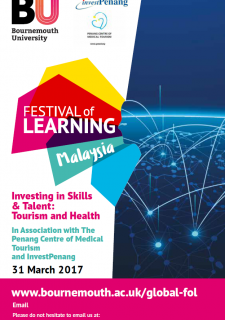 Bournemouth University Our Global Festival of Learning - Malaysia