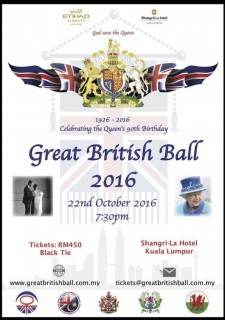 Great British Ball 2016