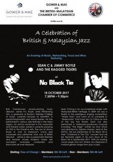 A Celebration of British & Malaysian Jazz