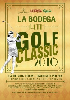 14th La Bodega Golf Classic