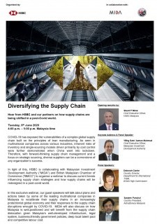 HSBC: Diversifying the Supply Chain