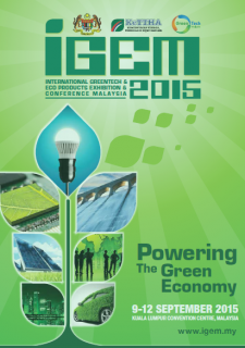 International Green Tech & Eco Producst Exhibition & Conference Malaysia