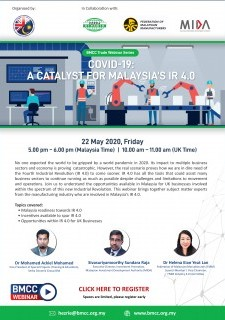 COVID-19: A Catalyst for Malaysia's IR 4.0
