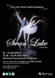 Swan Lake by Ballet West