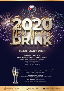 BMCC New Year's Drink 2020