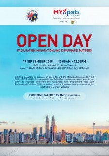 Open Day - Facilitating Immigration and Expatriates Matters