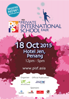 4th Private & International School Fair in Penang