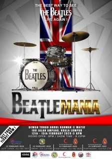 BeatleMania: Visit Malaysia 2020