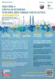 Creating A Circular Economy, Towards Zero Single-Use Plastics