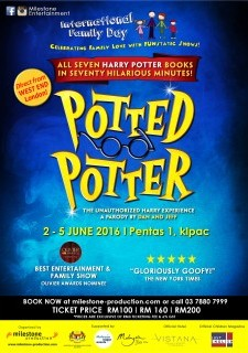 Potted Potter - Live at KLPac