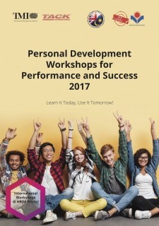 TMI Consultancy: Personal Development Workshops for Performance and Success 2017