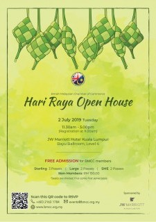 BMCC Hari Raya Open House 2019
