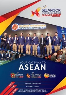 Selangor International Business Summit 2018