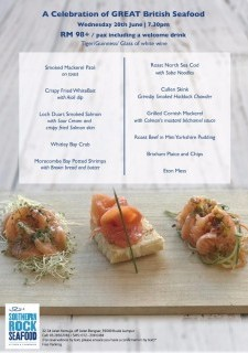 Southern Rock Seafood: A Celebration of GREAT British Seafood