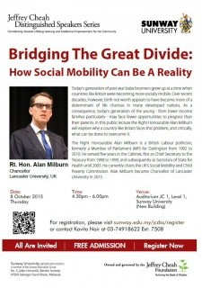 Bridging The Great Divide: How Social Mobility Can Be A Reality