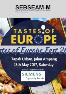 Tastes of Europe Fest 2017 - Good Mood Food