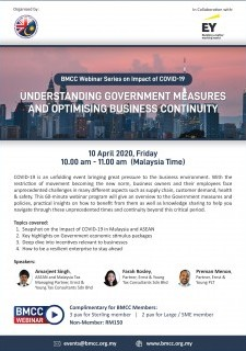 [WEBINAR] BMCC-EY: Understanding Government Measures & Optimising Business Continuity