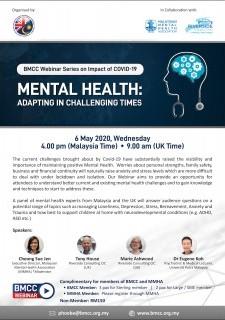 [WEBINAR] Mental Health: Adapting in Challenging Times