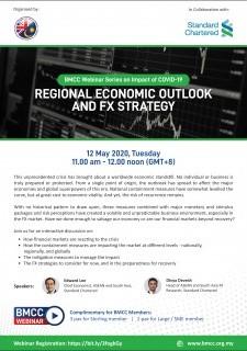 BMCC - Standard Chartered: Regional Economic Outlook & FX Strategy