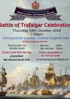 Battle of Trafalgar Celebration