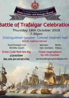 Battle of Trafalgar Celebration
