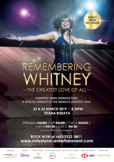 Remembering Whitney - The Greatest Love of All