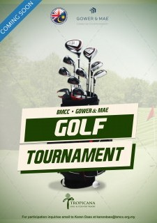 BMCC • Gower & Mae Golf Tournament