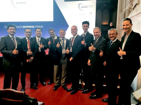 Trade Delegation: Commonwealth Business Forum 2018