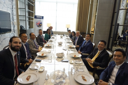 Chairman's Luncheon with Tun Musa Hitam