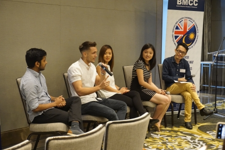 BMCC & MABC: Marketing to Asian Millennials