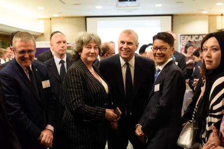 BMCC & University of Huddersfield Duke of York Reception